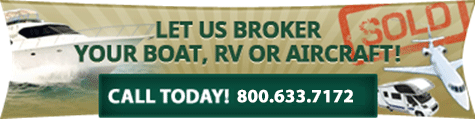 Selling your Aircraft? Let us Help You. Call a Broker Today: 800.633.7172